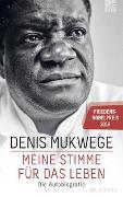 Cover-Bild zu Meine Stimme für das Leben von Mukwege, Denis