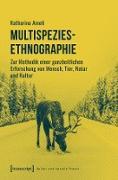 Cover-Bild zu Multispezies-Ethnographie (eBook) von Ameli, Katharina