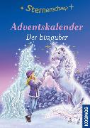 Cover-Bild zu Sternenschweif Adventskalender Der Eiszauber (eBook) von Chapman, Linda