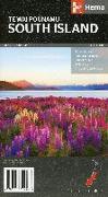Cover-Bild zu NEW ZEALAND SOUTH ISLAND 11M
