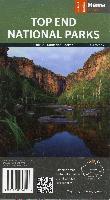 Cover-Bild zu Top End National Parks. 1:350'000 / 1:160'000