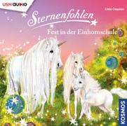 Cover-Bild zu Sternenfohlen (Folge 25): Fest in der Einhornschule von Chapman, Linda