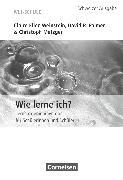 Cover-Bild zu Lern- und Arbeitsstrategien, WLI-Schule, Fragebogen für Schülerinnen und Schüler