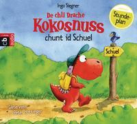 Cover-Bild zu De chli Drache Kokosnuss chunt id Schuel