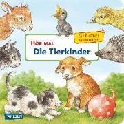 Cover-Bild zu Die Tierkinder von Möller, Anne