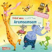 Cover-Bild zu Hör mal: Verse für Kleine: Aramsamsam von diverse,