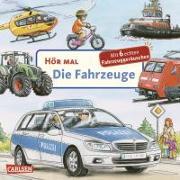 Cover-Bild zu Die Fahrzeuge von Zimmer, Christian