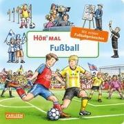 Cover-Bild zu Hör mal (Soundbuch): Fußball von Zimmer, Christian