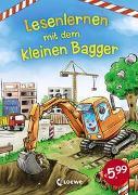 Cover-Bild zu Lesenlernen mit dem kleinen Bagger von Wieker, Katharina