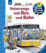 Cover-Bild zu Wieso? Weshalb? Warum? junior: Unterwegs mit Bus und Bahn (Band 63) von Erne, Andrea