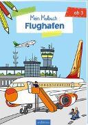 Cover-Bild zu Malbuch ab 3 Jahren - Flughafen VE 5 von Zimmer, Christian (Illustr.)