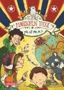 Cover-Bild zu Die Schule der magischen Tiere 7: Wo ist Mr. M? (eBook) von Auer, Margit