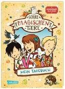 Cover-Bild zu Die Schule der magischen Tiere: Mein Tagebuch von Auer, Margit