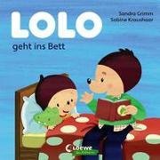 Cover-Bild zu Lolo geht ins Bett von Grimm, Sandra