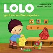 Cover-Bild zu Lolo geht in den Kindergarten von Grimm, Sandra