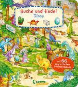 Cover-Bild zu Suche und finde! - Dinos von Loewe Meine allerersten Bücher (Hrsg.)