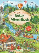 Cover-Bild zu Mein großes buntes Natur-Wimmelbuch (Sammelband) von Loewe Naturkind (Hrsg.)