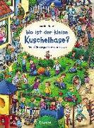 Cover-Bild zu Wo ist der kleine Kuschelhase? von Loewe Wimmelbücher (Hrsg.)