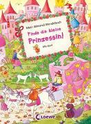 Cover-Bild zu Mein Wimmel-Wendebuch - Finde die kleine Prinzessin! / Finde das kleine Einhorn! von Loewe Wimmelbücher (Hrsg.)