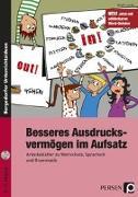 Cover-Bild zu Besseres Ausdrucksvermögen im Aufsatz 5.-7. Kl von Lascho, Birgit