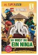 Cover-Bild zu SUPERLESER! LEGO® NINJAGO® So wirst du ein Ninja von Peet, Rosie