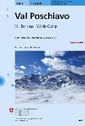 Cover-Bild zu Val Poschiavo. 1:50'000