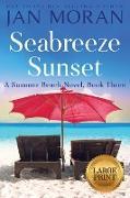 Cover-Bild zu Seabreeze Sunset von Moran, Jan