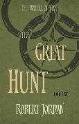 Cover-Bild zu The Great Hunt von Jordan, Robert
