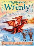 Cover-Bild zu Adventures in Flatfrost (eBook) von Quinn, Jordan