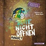 Cover-Bild zu Magic! von Habersack, Charlotte