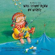 Cover-Bild zu Was stimmt denn da nicht? (Pappbilderbuch) von Butschkow, Ralf