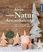 Cover-Bild zu Mein Natur-Adventskalender (eBook) von Rogge, Anne