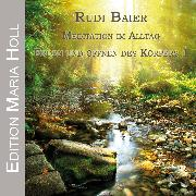 Cover-Bild zu Meditation im Alltag (Audio Download) von Baier, Rudi