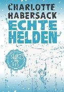 Cover-Bild zu Echte Helden - Sturz ins Eis (eBook) von Habersack, Charlotte