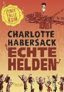 Cover-Bild zu Echte Helden - Feuerfalle Kran von Habersack, Charlotte