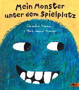 Cover-Bild zu Mein Monster unter dem Spielplatz von Beauvais, Clémentine