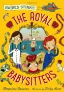 Cover-Bild zu The Royal Babysitters (eBook) von Beauvais, Clémentine