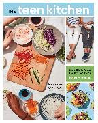 Cover-Bild zu The Teen Kitchen von Allen, Emily