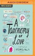 Cover-Bild zu A Taxonomy of Love von Allen, Rachael