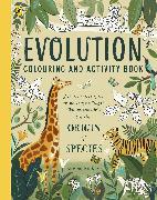 Cover-Bild zu Evolution Colouring and Activity Book von Radeva, Sabina