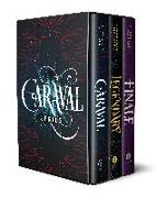 Cover-Bild zu Caraval Boxed Set: Caraval, Legendary, Finale von Garber, Stephanie