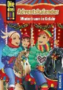 Cover-Bild zu Die drei !!!, Wintertraum in Gefahr von Sol, Mira