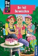 Cover-Bild zu Die drei !!!, 61, Der Fall Dornröschen (drei Ausrufezeichen) (eBook) von Erlhoff, Kari