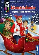 Cover-Bild zu Die drei !!!, Eingeschneit im Märchenwald (drei Ausrufezeichen) (eBook) von Ambach, Jule