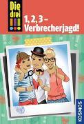 Cover-Bild zu Die drei !!!, 1, 2, 3 - Verbrecherjagd! von von Vogel, Maja