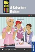 Cover-Bild zu Die drei !!!, 76, #Falscher Ruhm von Heger, Ann-Katrin