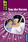 Cover-Bild zu Die drei !!!, 66, Tanz der Herzen (drei Ausrufezeichen) (eBook) von Heger, Ann-Katrin