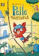 Cover-Bild zu Pelle Tigerkralle - Großer Lesespaß zum Vor- und Selberlesen mit lustigen farbenfrohen Illustrationen von Heger, Ann-Katrin