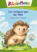 Cover-Bild zu Bildermaus - Der mutigste Igel der Welt von Heger, Ann-Katrin