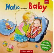 Cover-Bild zu Hallo, kleines Baby von Heger, Ann-Katrin